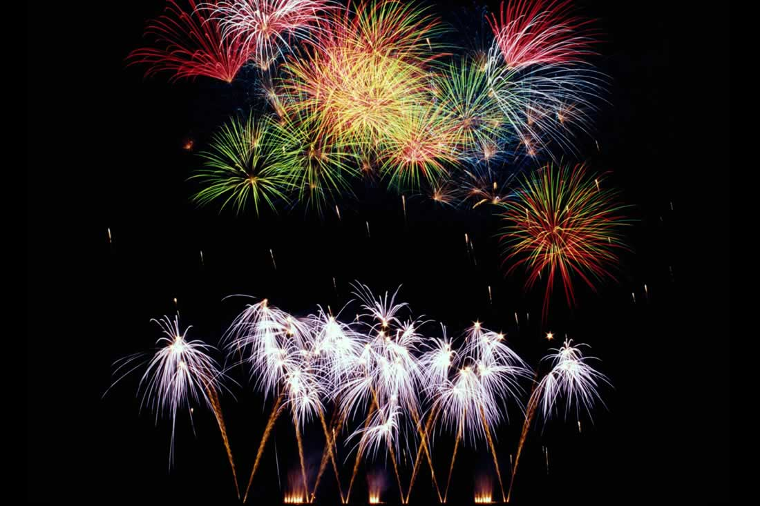 Fireworks Display Clients