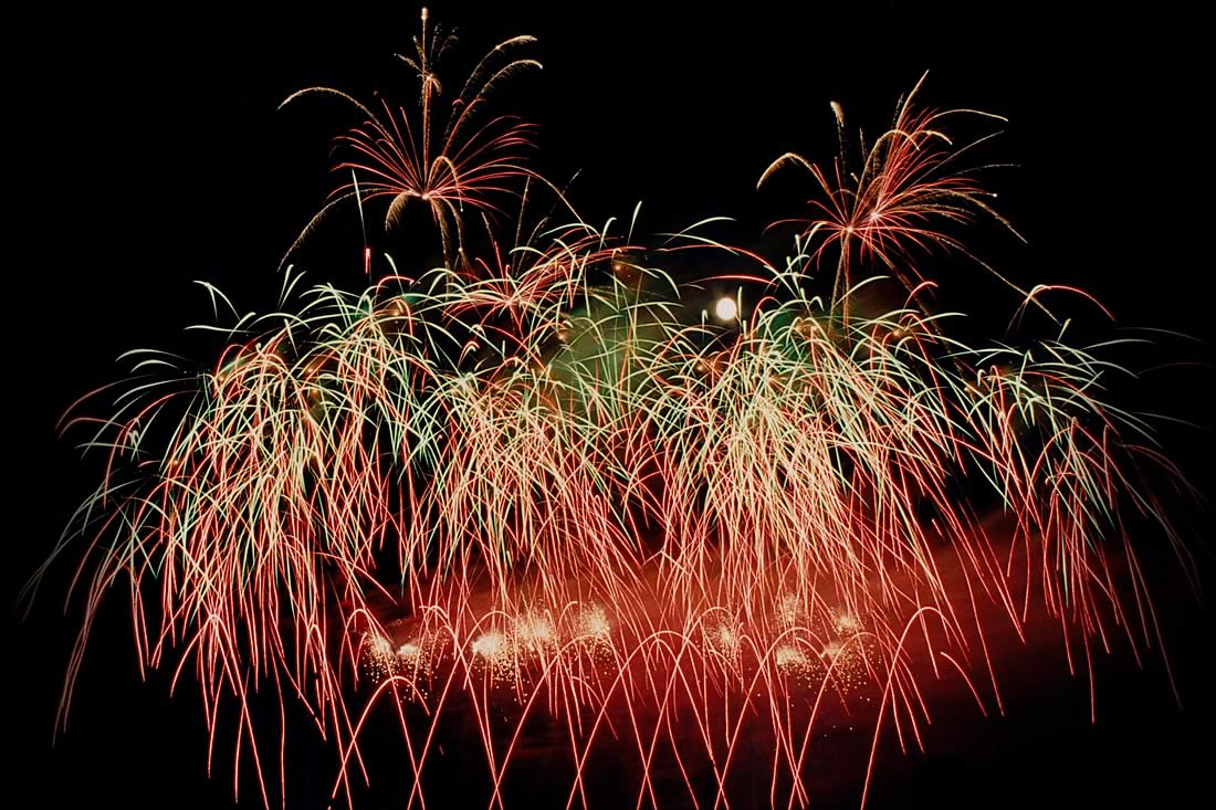 Special Events Fireworks Display Company