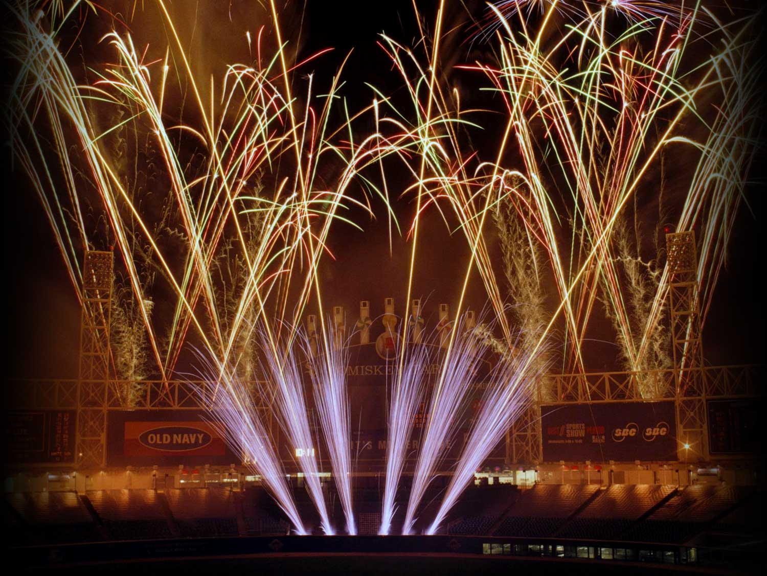 Chicago White Sox Fireworks Display Company
